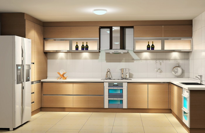 Biggest Modern Kitchen Designs Collection
