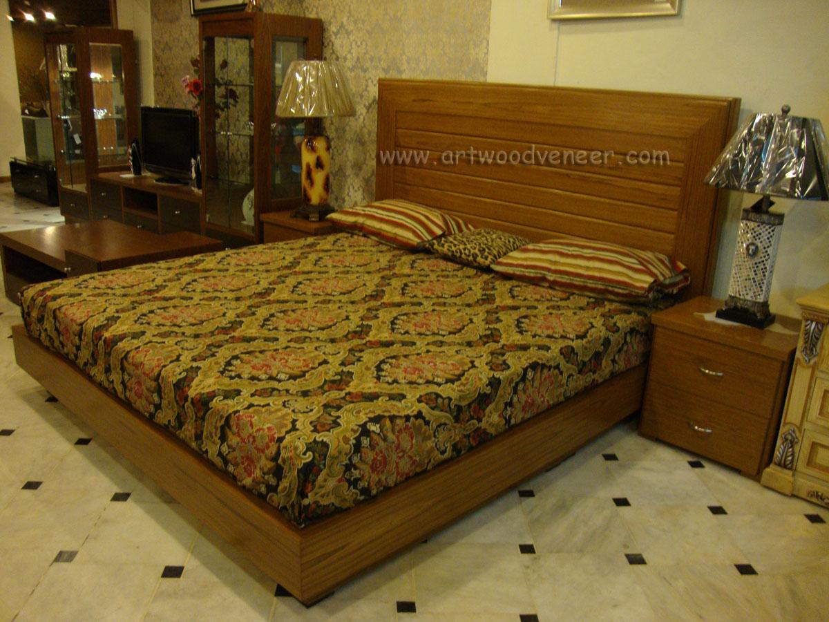Imported Veneer Beds For Sale In Lahore Art Wood Veneer
