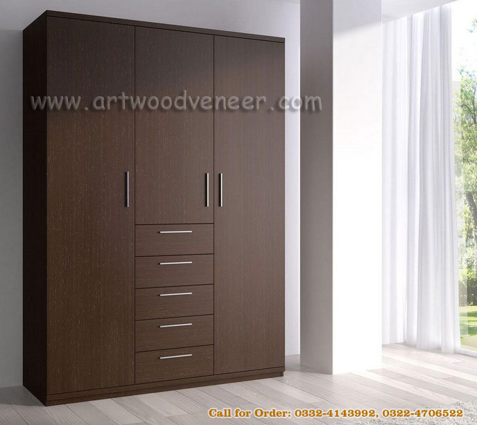 Smart wooden wardrobe sale in Lahore | Kitchen Manufacturer