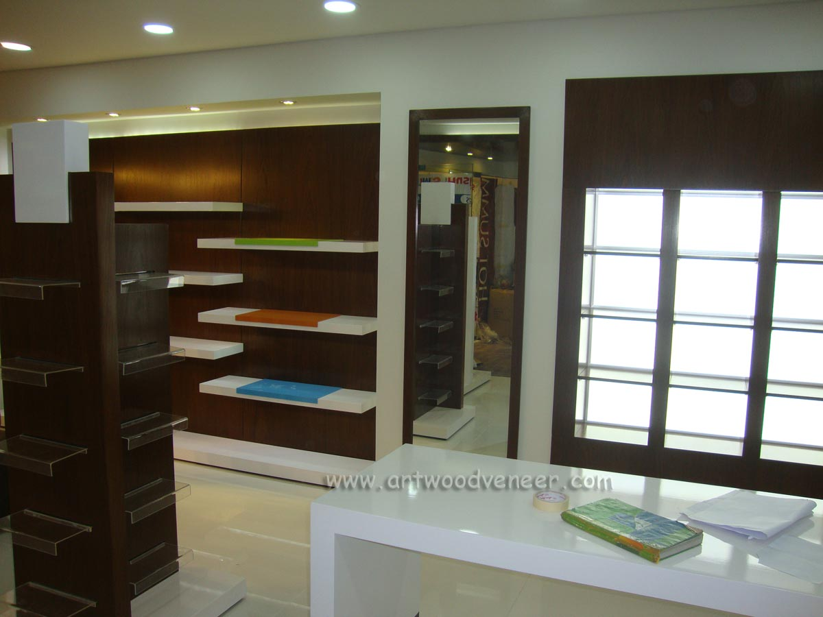 Office Furniture Project At Hush Puppies Lahore