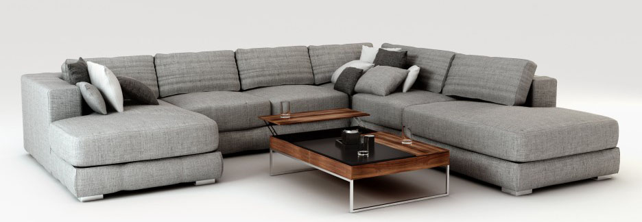 Modern Styles of Sofa's