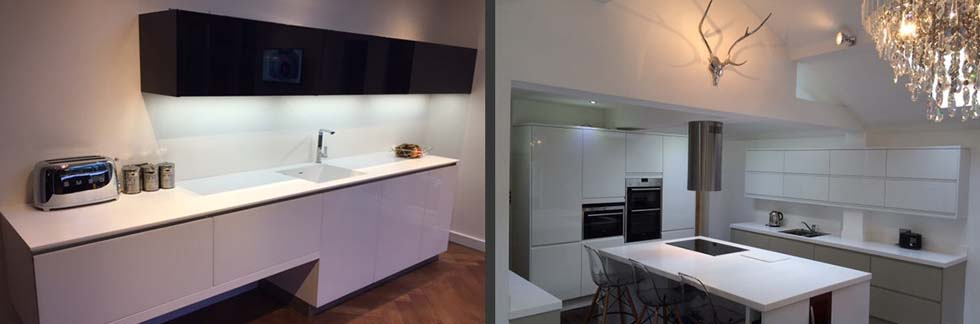 New Designs of Kitchens