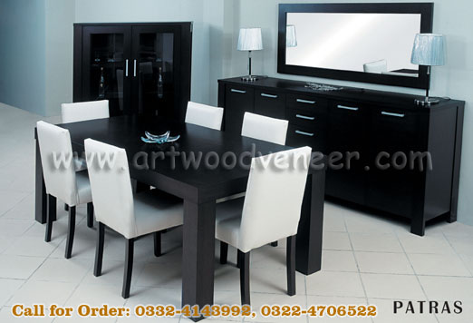 Dining Table And Chairs For Sale In Lahore