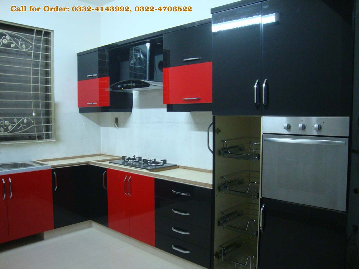 Mdf Kitchen Cupboard Doors Mdf Kitchen And Doors With Wardrobe Project At City Housing